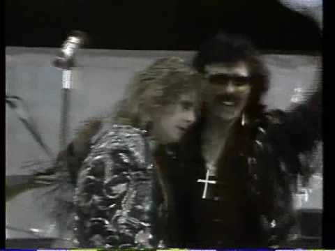 Black Sabbath Paranoid @ Live Aid 85 #blacksabbath #forthosewholiketorock