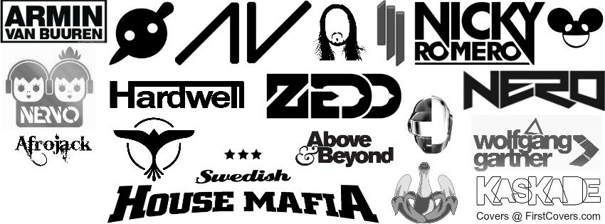 「edm artist logo」の画像検索結果