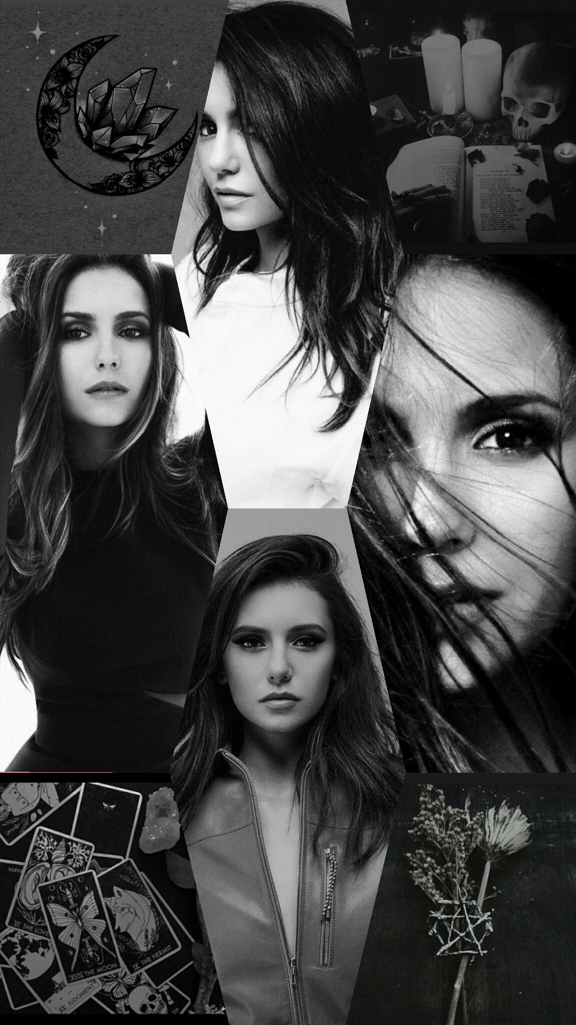 Nina Dobrev Wallpaper Ninadobrev Elina Tvd Vampirediaries Wallpaper Love Nina Dobrev Classic Hollywood Elena Gilbert