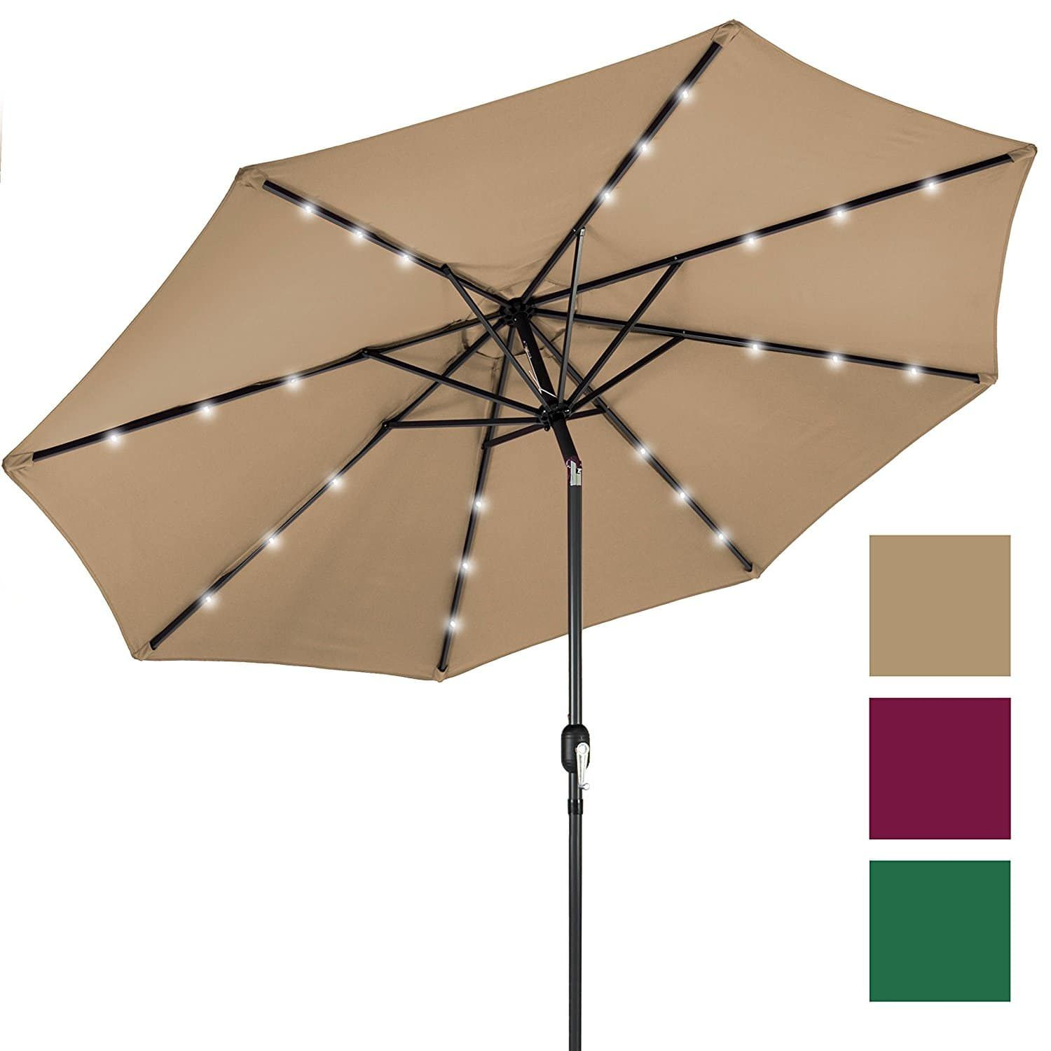 Patio Umbrellas Are Fast Becoming Part And Parcel Of The Outdoor Decoration The Below Review Will Indicate Some Important Features To Look At Before