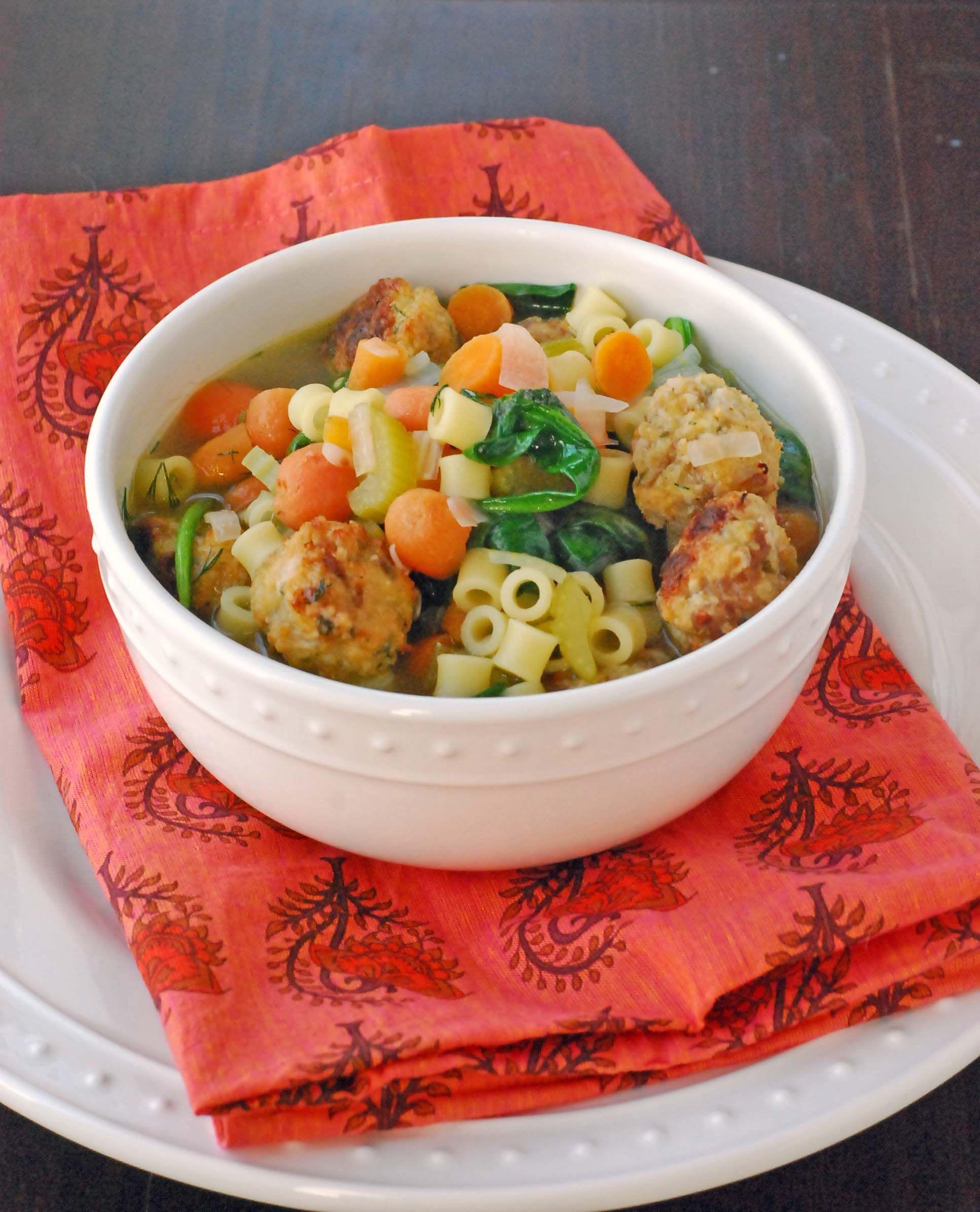 Italian Wedding Soup Blender RecipesCrock Pot