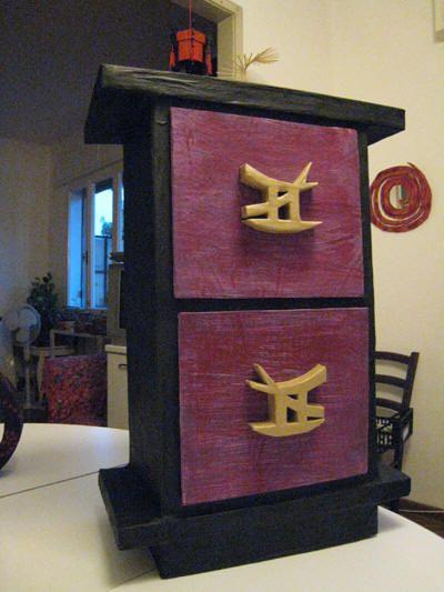 Comment cr er un meuble en carton meuble carton pinterest meuble en carton carton et - Salon des travaux manuels ...
