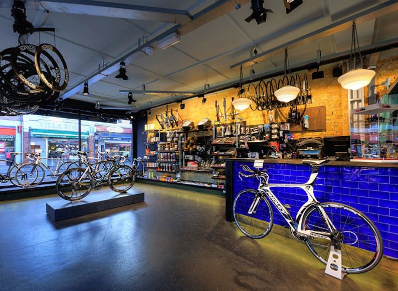 Ten More Of The World S Coolest Bike Shops