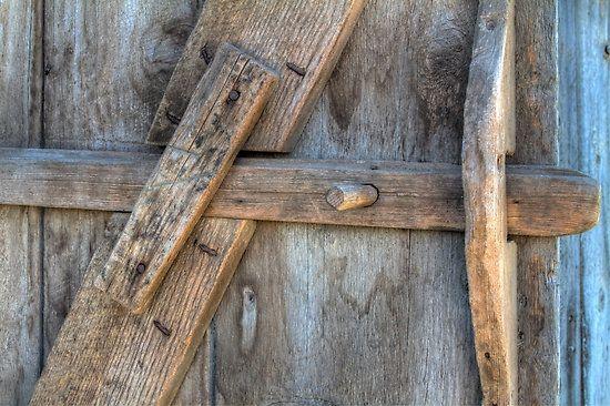 Barn Door Latch By Joe Powell Gardening Pinterest Door Latches