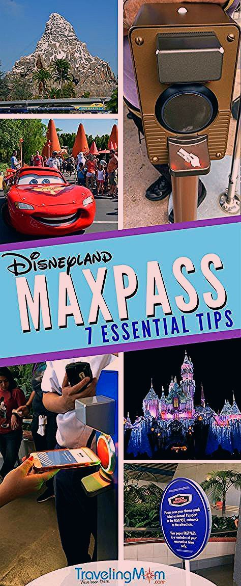 Complete Guide to MaxPass at Disneyland | TravelingMom