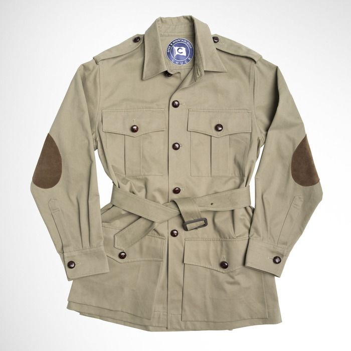 Top of the game | Safari jacket, Fashion suits for men, Mens