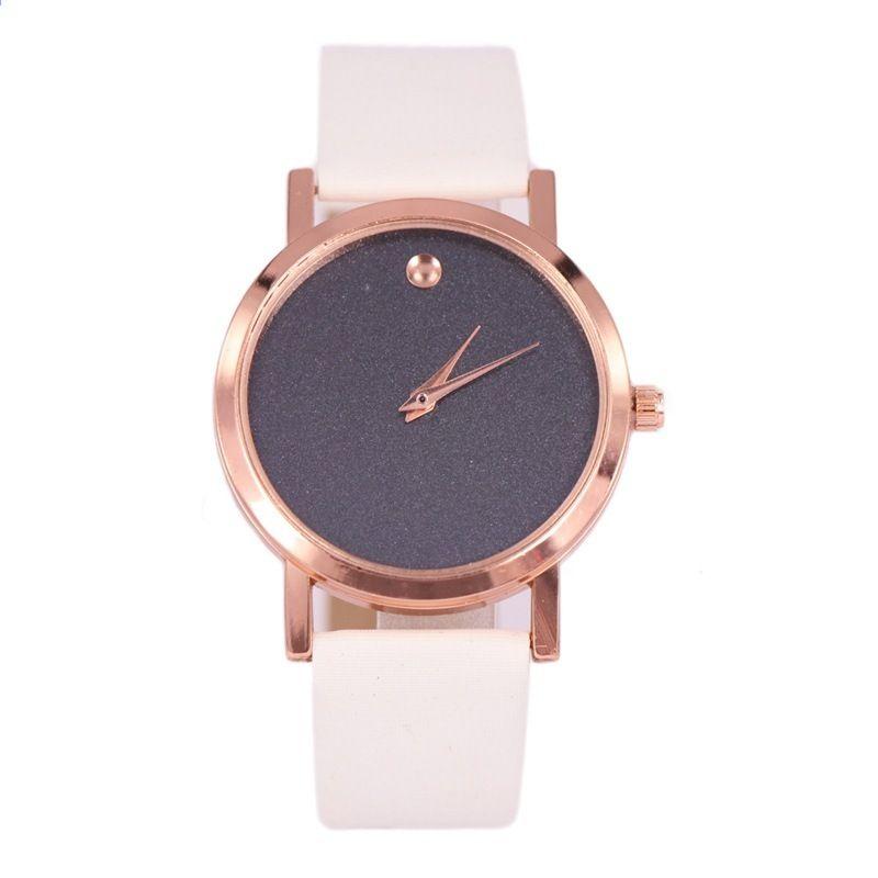 35b14b4f9 Luxusní dámské hodinky značky Watch 2018 Fashion Casual kožené hodinky  quartz dámské jednoduché elegantní šaty hodinky hodinky Relogio Feminino