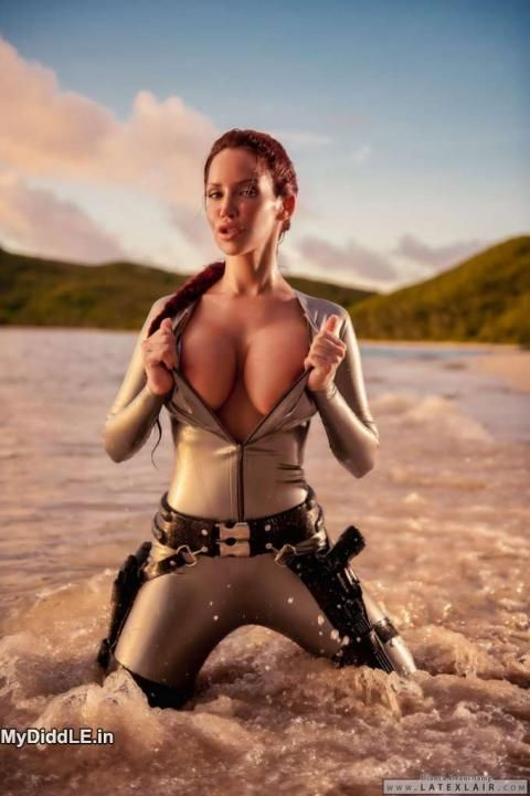 Lara croft tomb raider naked picture 90