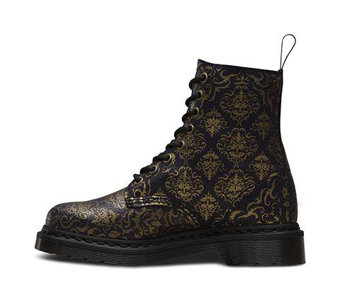 Acheter Dr.Martens Womens Pascal Baroque Cristal Suede Boots