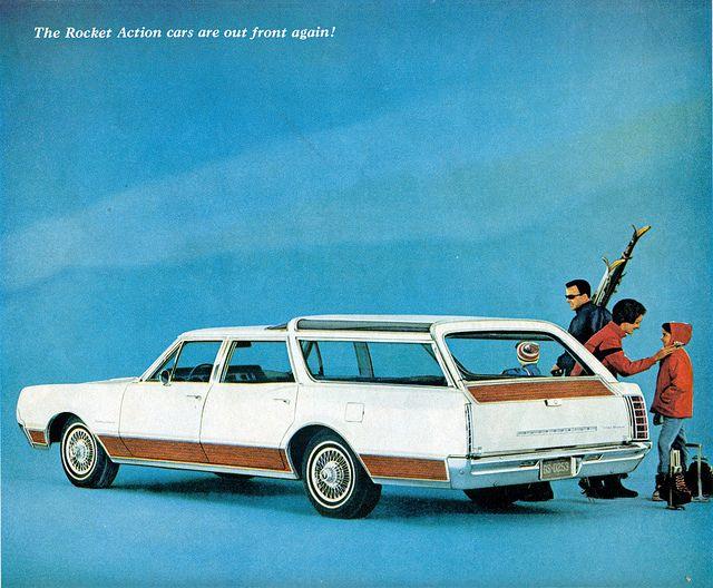 1967 Oldsmobile Vista Cruiser Station Wagon Station Wagon Vista Cruiser Oldsmobile