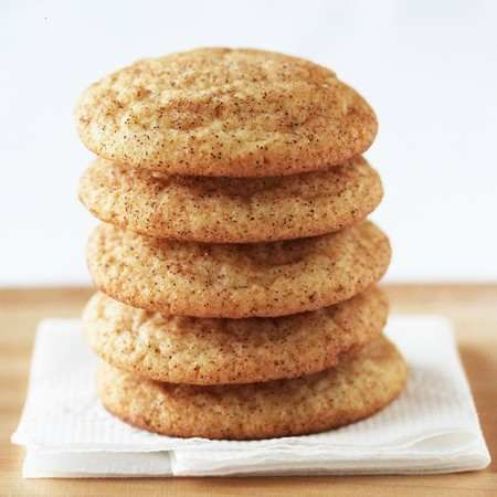 Snickerdoodle Cookies...just Made These Tonight. Pretty Good, But Had To Cook A Little Longer Than 9 Minutes. Altitude...