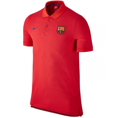 separation shoes e9840 6a821 BARCELONA 16/17 ORANGE POLO SHIRT.Messi Neymar JR Suarez ...