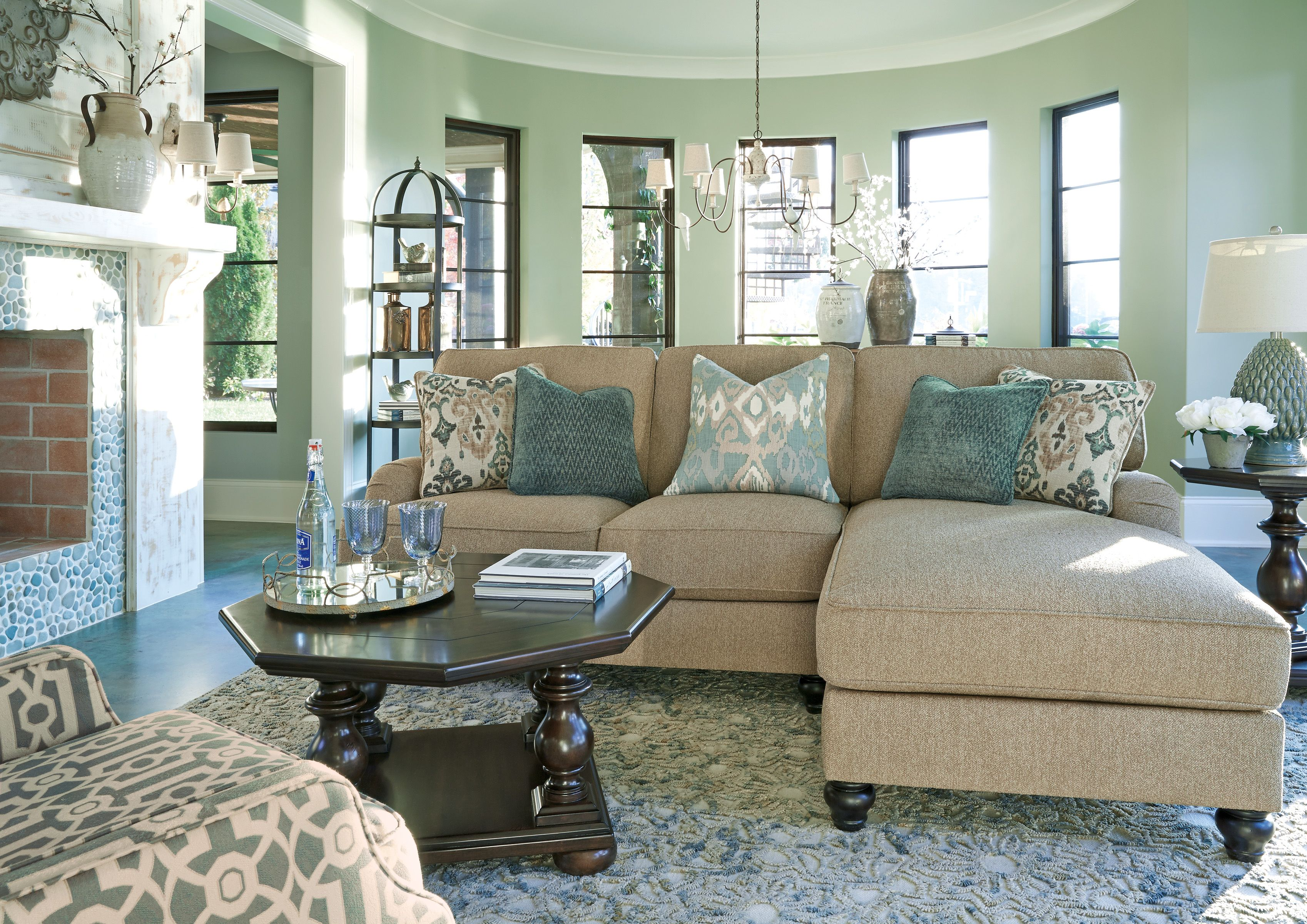 The Julesburg Collection Ashley Furniture Chairs