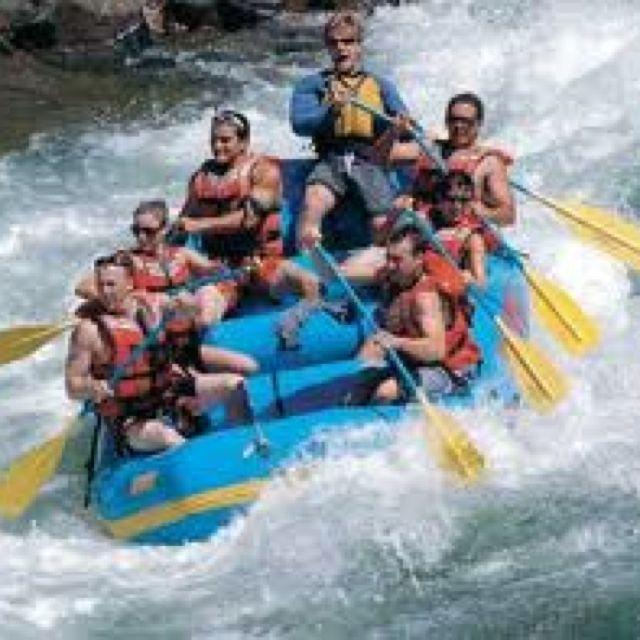 5. water rafting
