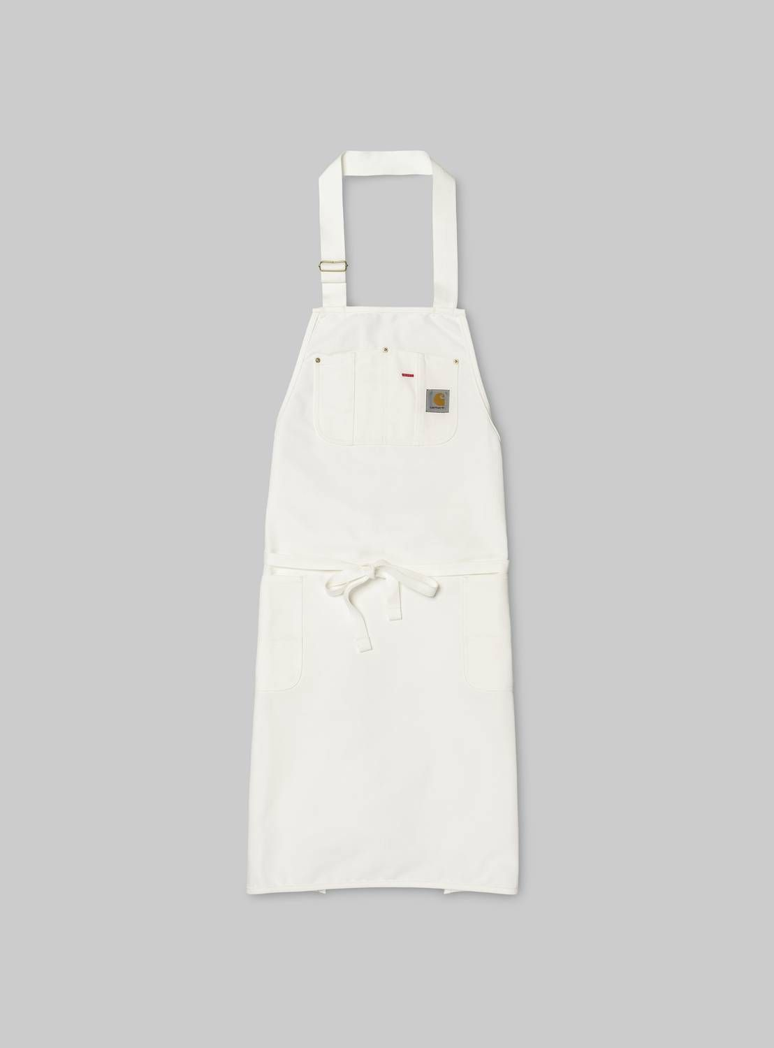 White apron in store - Shop The Carhartt Wip Canvas Apron From The Offical Online Store Largest Selection