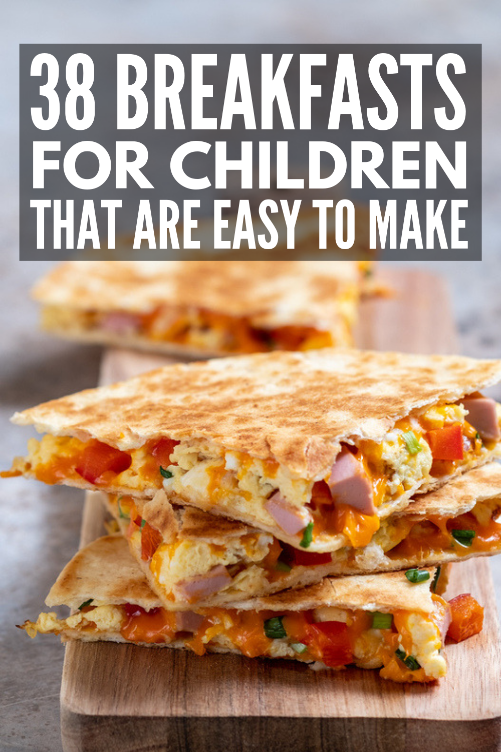 Photo of Morning Fuel : 38 Easy Breakfasts for Kids to Kickstart The Day