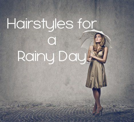 Need a hairstyle that will hold in a downpour? J. Joseph Salon has you covered, even when you forget your umbrella.
