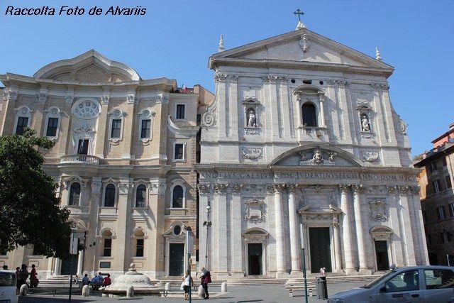 2014 Oratorio di S. Filippo, facciata a | by Roma ieri, Roma oggi di Alvaro de Alvariis.