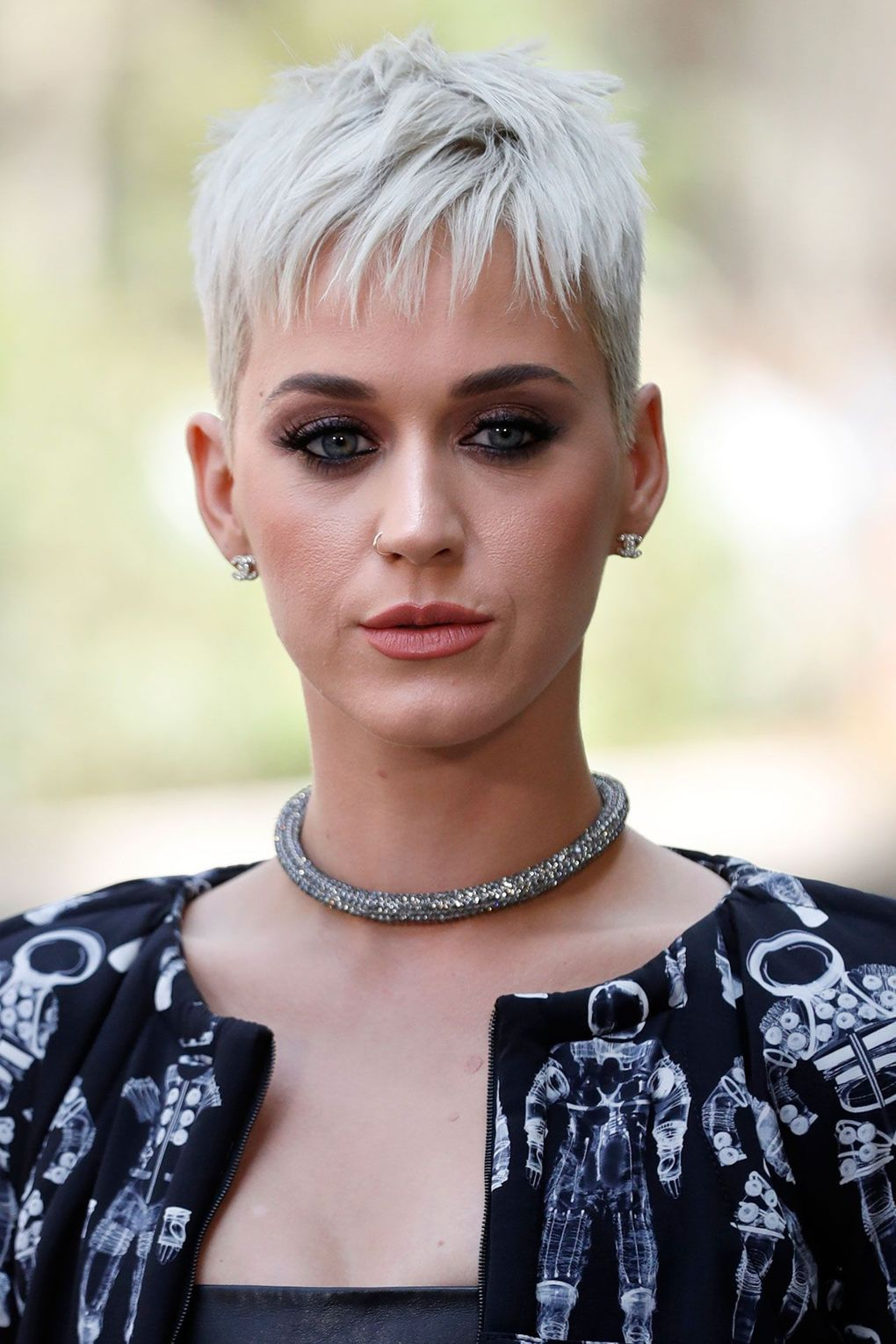 Katy Perry Reveals The Real Reason She Cut Her Hair Katie Perry