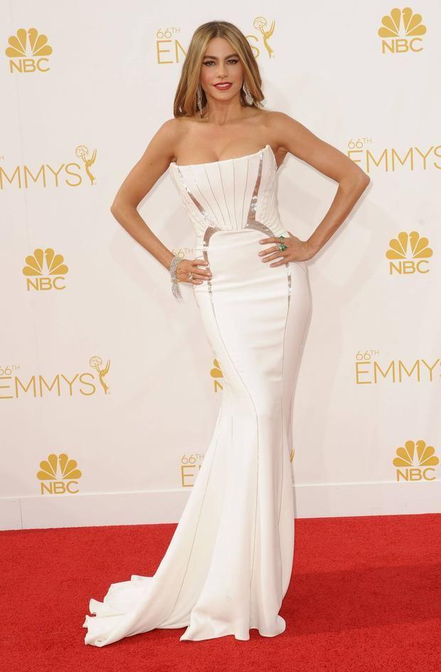 Modern Family Darstellerin Sofia Vergara bei den Emmys 2014