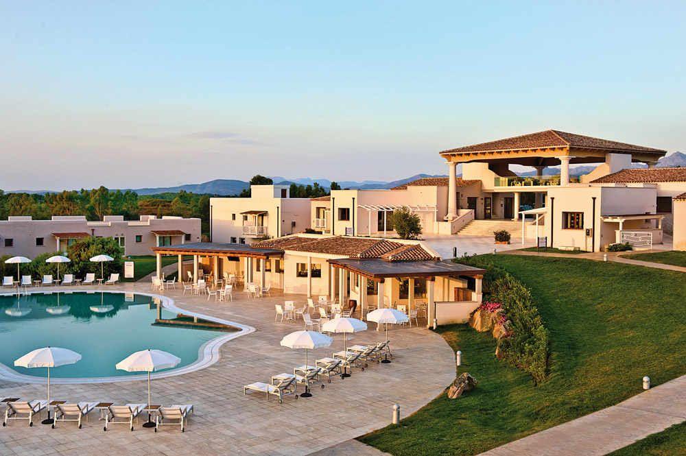 Resort Grande Baia Interval Timeshare Sardinia Italy Best