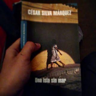 Reseña De Una Isla Sin Mar Por César Silva Marquez Islas Mar Blog De Libros