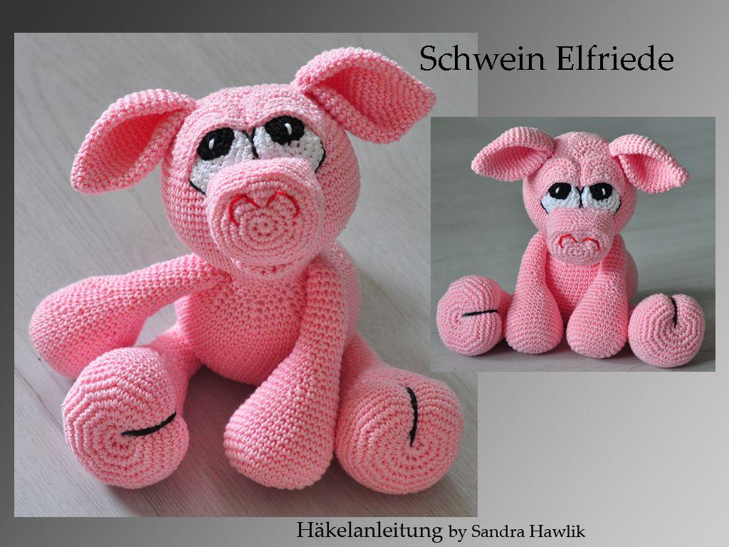 Groß Frei Schwein Häkelmuster Ideen - Strickmuster-Ideen ...