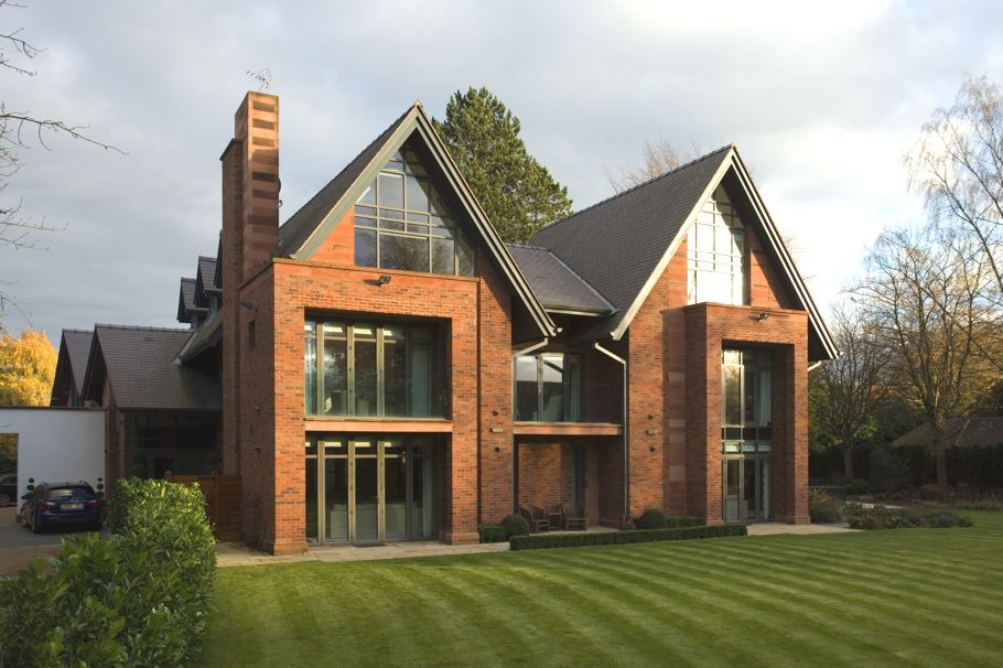 Architecture places pinterest architecture luxury for 5 bedroom house designs uk