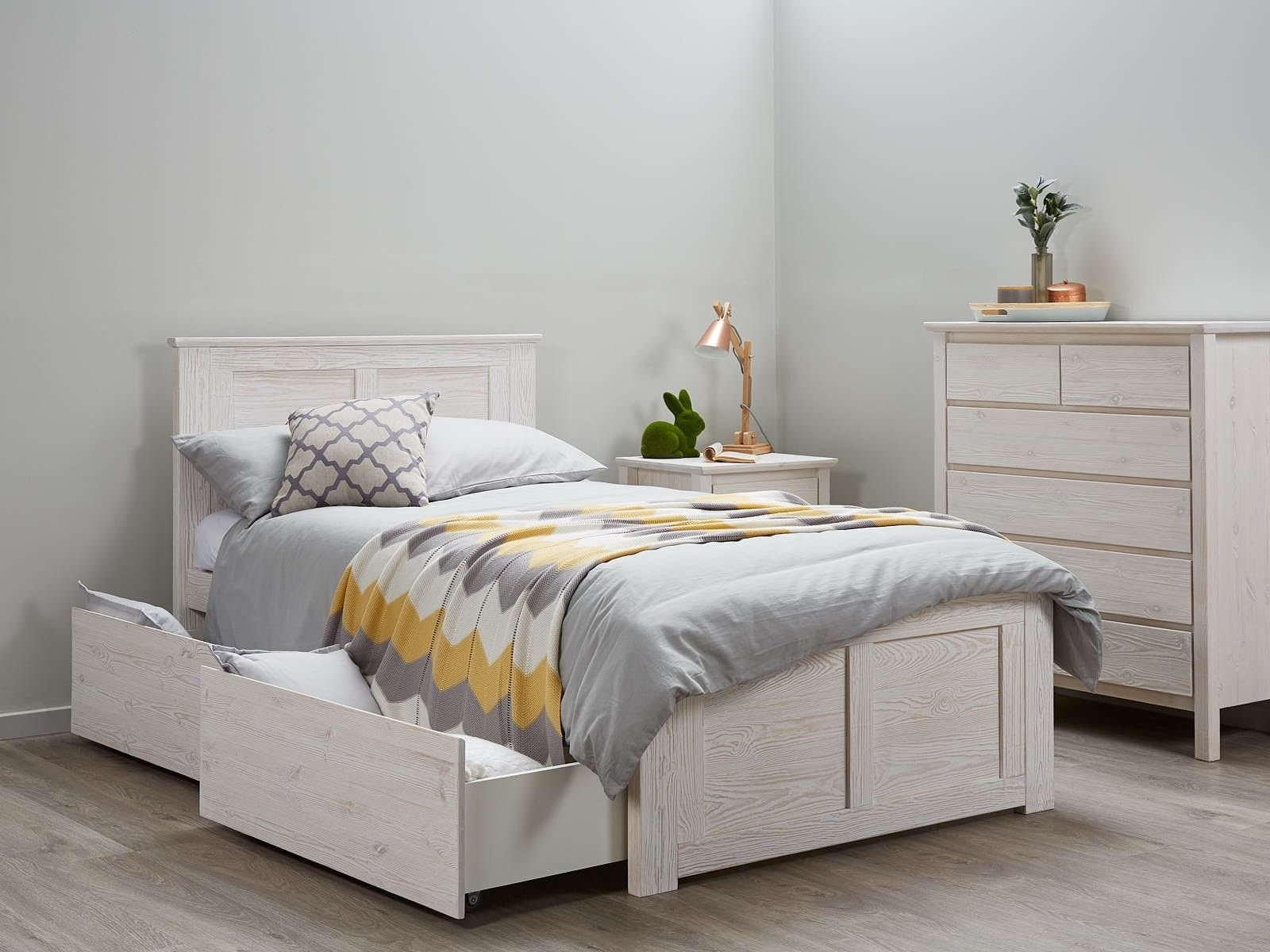 Fantastic King Single Bed Storage Kids Beds White B2c Furniture Bed Frame With Storage Single Beds With Storage Trundle Bed Kids
