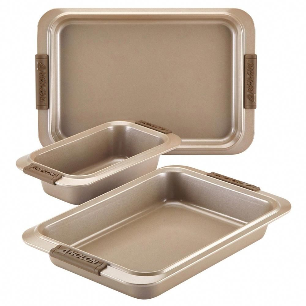 Furtive Glass Bakeware Set Bake Bakewarestoragepotlids