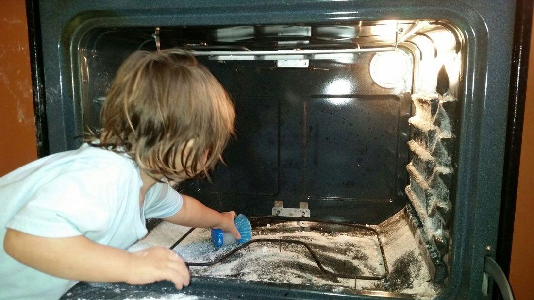 Rengøring af ovn med natron | Rengøringstips | Pinterest | Rengøring, Rengøringstip og Hækle