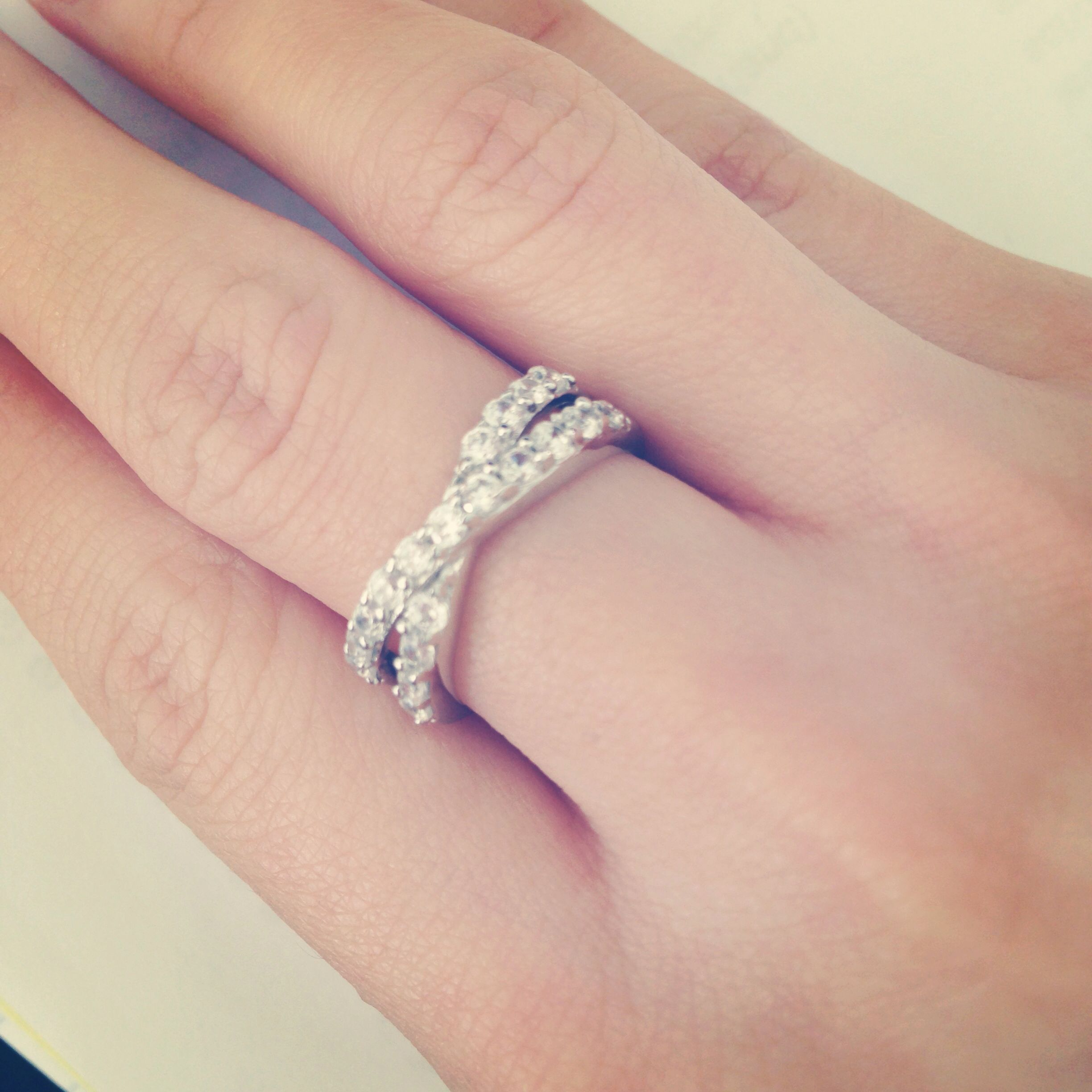Monthsary ring from the boyfriend | Jewelry☆ | Pinterest ...