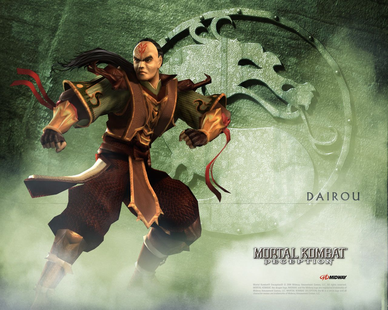 Image result for mortal kombat dairou