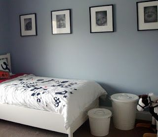 Sherwin Williams. Lovely Shade Of Smokey Gray Blue.