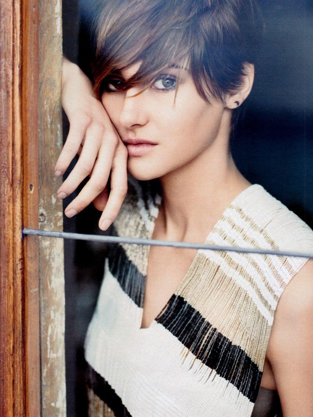 Shailene woodley star struck pinterest belles femmes for Shailene woodley coupe de cheveux