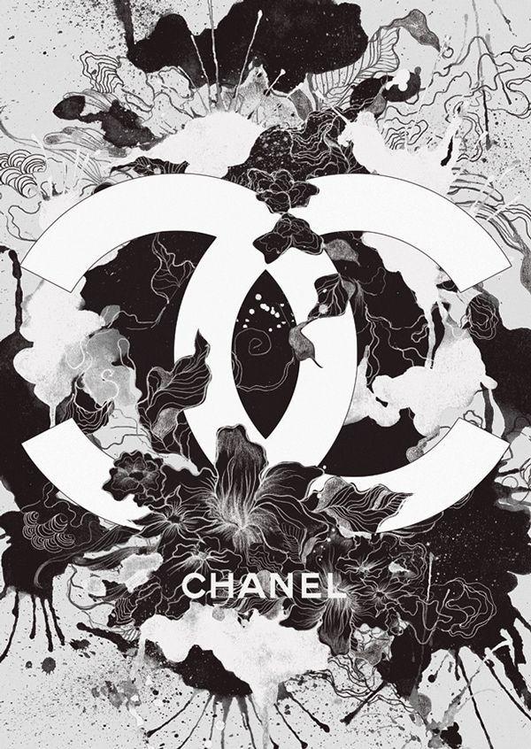 Pin by Julie Dougherty on Chanel Art, Art design