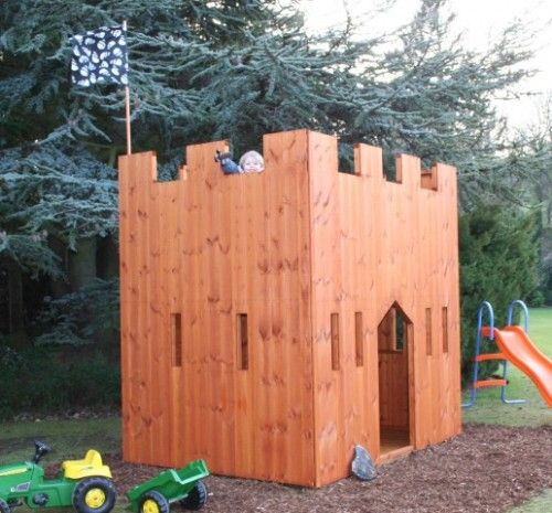 image search results for kids wood house west garden playhouse - Garden Sheds For Kids