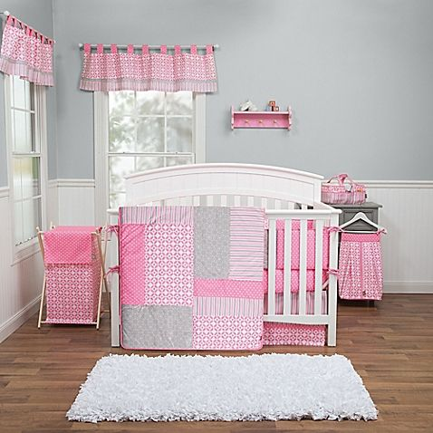 Trend Lab 174 Lily Crib Bedding Collection Crib Bedding