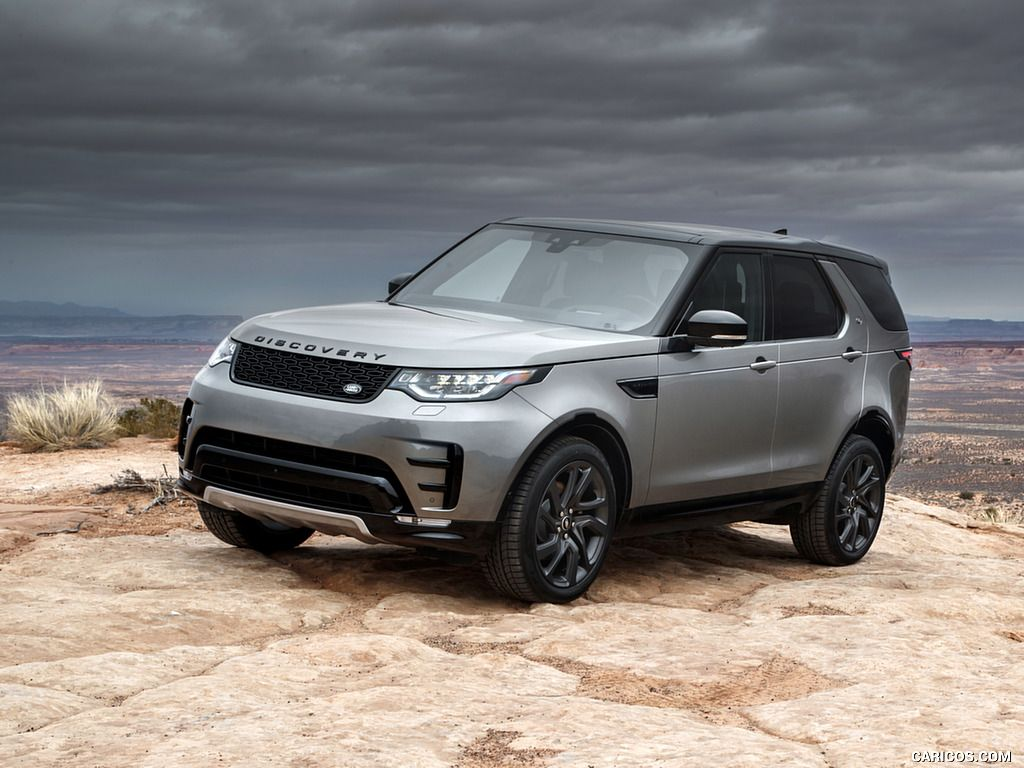 2018 Land Rover Discovery HSE Si6 (Color Silicon Silver