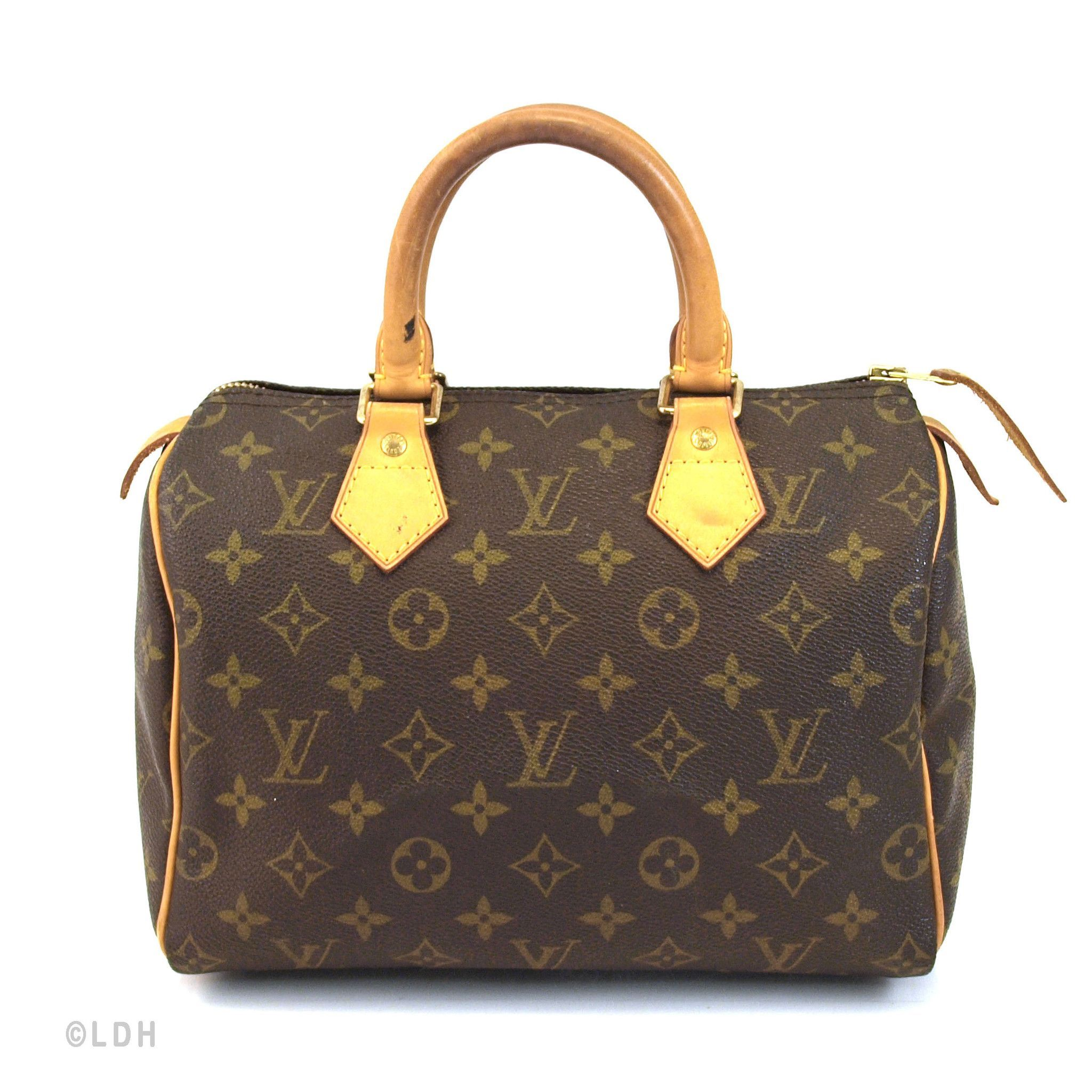 Louis Vuitton Sdy 25 Authentic Pre Owned