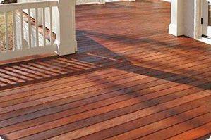 Hardwood Semi Transparent Oil Based Wood Stains Staining