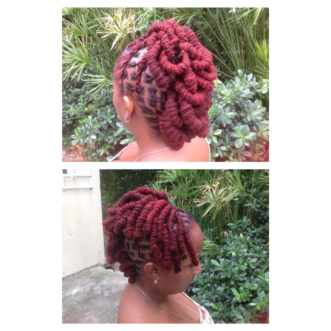 Mohawk and pipe cleaners locs in pinterest