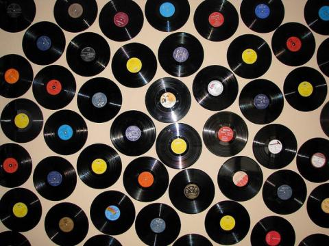 Una Inspiración Años 60 Vinilos Discos De Vinilo Vinilos