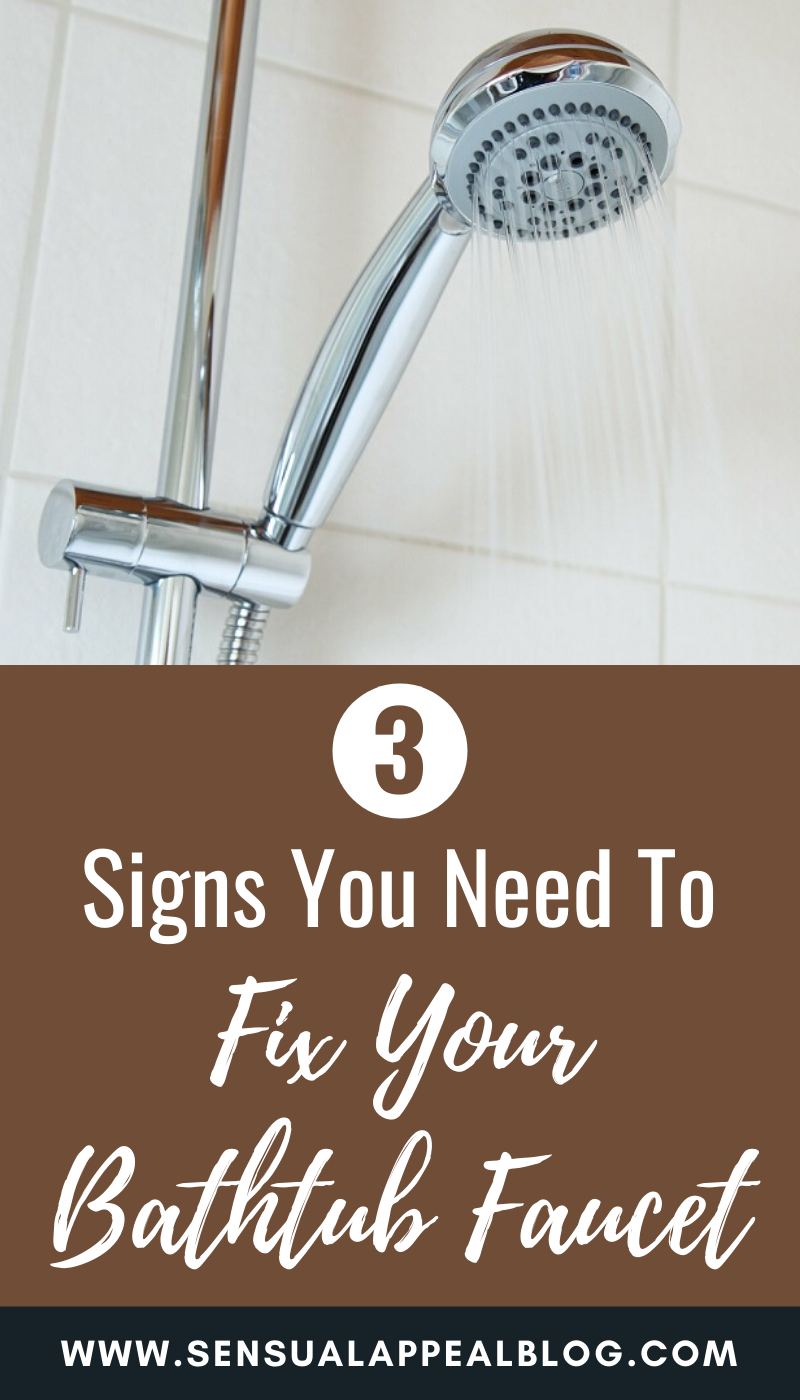 A Leaking Bathtub Faucet Is Not Just Annoying To Listen To It Can