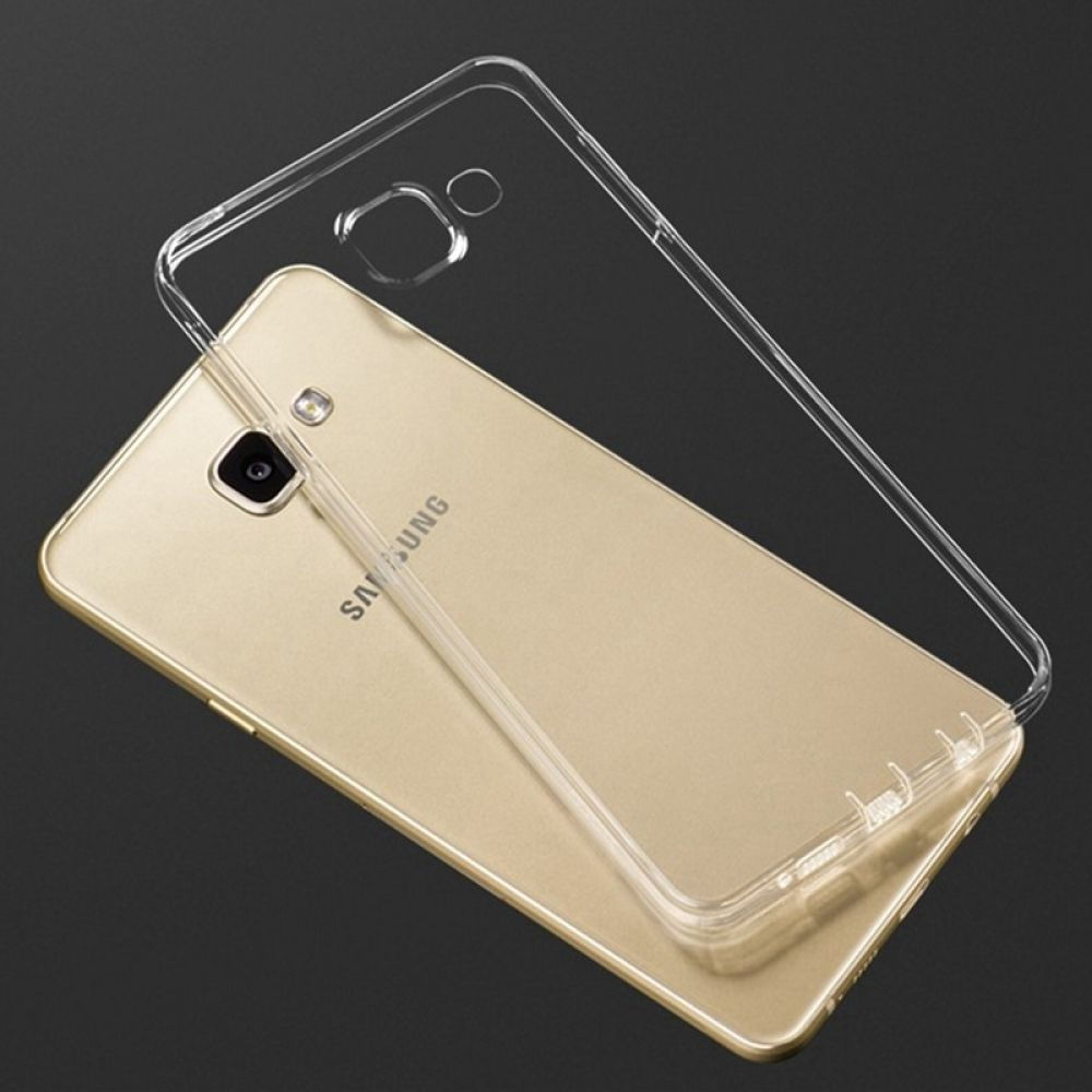 Transparent Soft TPU Samsung Galaxy S series Case