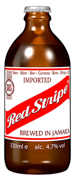 Red Stripe Lager Cerveza Fermentacion