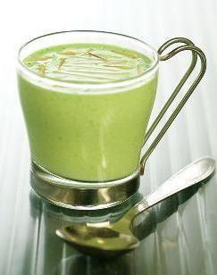 Broccoli and Almond Soup
