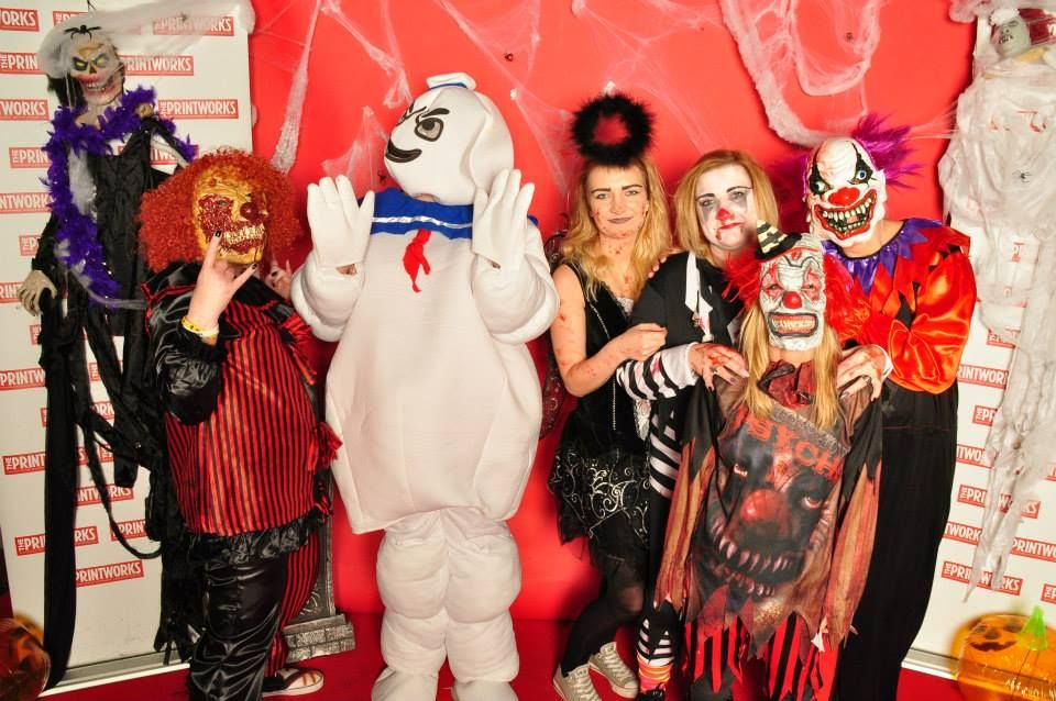 Halloween fun at The Printworks Manchester Manchester
