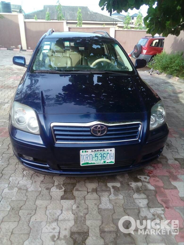 Toyota Avensis 2006 Model for Sale Toyota avensis