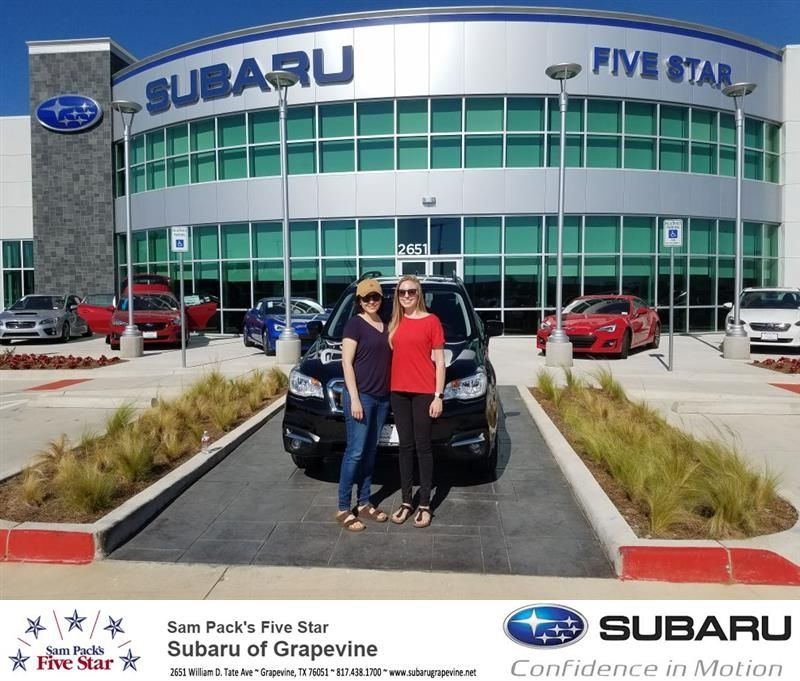 Five Star Subaru Of Grapevine Customer Review Sean Focused On